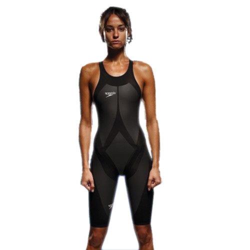 cb87fb707698d Image is loading Speedo-Elite-LZR-Racer-KneeSkin-Ladies-Swim-Suit